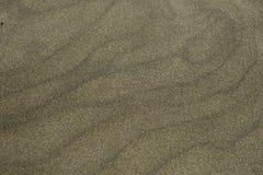 De textuur van duinlijnen. Royalty-vrije Stock Afbeeldingen