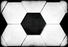 De textuur van Fotball royalty-vrije stock foto