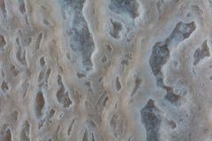 De textuur van grondmineralen Stock Foto
