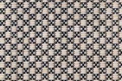 De Textuur van Hesian #5 Royalty-vrije Stock Foto