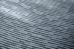 De textuur van het aluminium Royalty-vrije Stock Afbeeldingen
