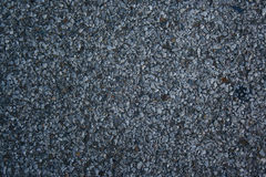De textuur van het asfalt stock foto's