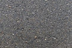 De Textuur van het asfalt van Landweg Royalty-vrije Stock Afbeeldingen