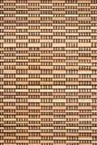 De Textuur van het bamboe Stock Foto's