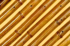 De Textuur van het bamboe royalty-vrije stock fotografie