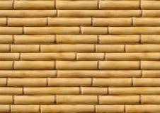 De textuur van het bamboe stock afbeeldingen
