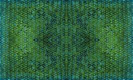De textuur van het bamboe van ambacht Stock Foto