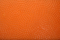 De textuur van het basketbal Royalty-vrije Stock Fotografie