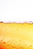 De textuur van het bier Royalty-vrije Stock Afbeeldingen