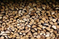 De textuur van het brandhout Royalty-vrije Stock Afbeeldingen