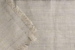 De textuur van het canvas royalty-vrije stock afbeelding