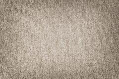 De textuur van het canvaslinnen van uitstekende grungeachtergrond Royalty-vrije Stock Afbeelding