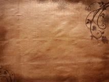 De textuur van het document royalty-vrije illustratie