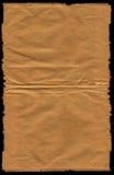De textuur van het document Stock Fotografie