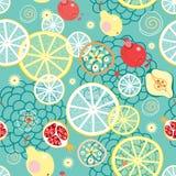 De textuur van het fruit royalty-vrije illustratie