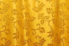 De textuur van het gordijn Royalty-vrije Stock Fotografie