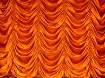 De textuur van het gordijn Stock Afbeelding