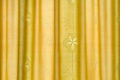 De textuur van het gordijn royalty-vrije stock foto's