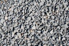 De textuur van het grint Stock Foto's