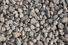 De textuur van het grint stock foto