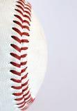 De textuur van het honkbal Royalty-vrije Stock Foto