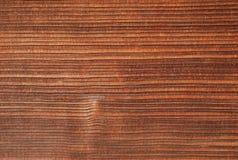 De textuur van het hout Stock Foto's