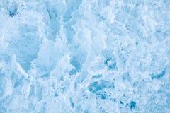 De textuur van het ijs royalty-vrije stock foto