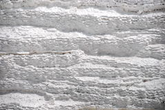 De textuur van het kalksteen Royalty-vrije Stock Afbeeldingen