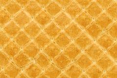 De textuur van het koekje stock afbeelding
