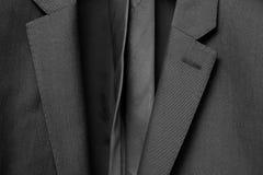 De Textuur van het kostuum Stock Foto