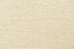 De textuur van het linnen Stock Afbeeldingen