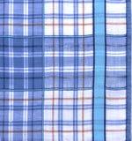 de textuur van het linnencanvas Stock Foto's