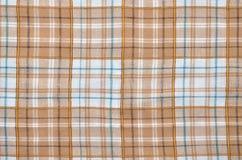 de textuur van het linnencanvas Royalty-vrije Stock Foto