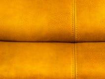 De textuur van het luxeleer Royalty-vrije Stock Foto's