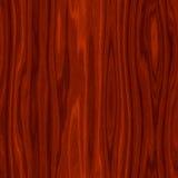 De textuur van het mahonie Royalty-vrije Stock Foto