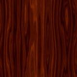 De textuur van het mahonie Royalty-vrije Stock Fotografie