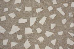 De textuur van het marmer en van het cement Royalty-vrije Stock Afbeelding