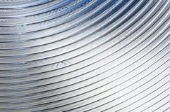De textuur van het metaal Royalty-vrije Stock Afbeelding