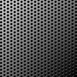 De textuur van het metaal Stock Fotografie