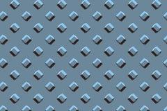 De textuur van het metaal royalty-vrije illustratie