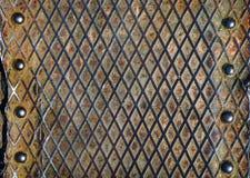 De textuur van het metaal grunge Royalty-vrije Stock Afbeelding