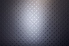 De textuur van het metaalnet Stock Afbeeldingen