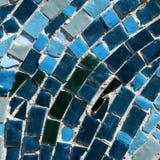 De textuur van het mozaïek Stock Fotografie