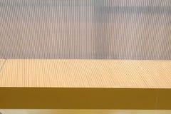 De textuur van het patroondak Stock Afbeeldingen