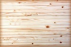De Textuur van het pijnboomhout Stock Afbeelding