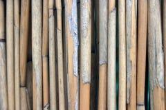 De textuur van het riet stock afbeelding