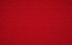 De textuur van het schuim in rood Stock Fotografie