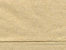 De textuur van het servet Stock Foto's