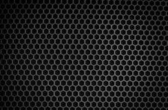 De textuur van het sprekersnet Stock Foto