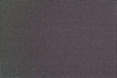 De textuur van het stoffencanvas Stock Foto
